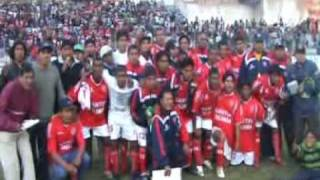 preview picture of video 'ADT  0   -  UNION   JUVENTUD   CARHUACATAC   4    COPA  PERU  EN  TARMA'