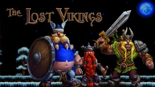 Picture of a game: The Lost Vikings
