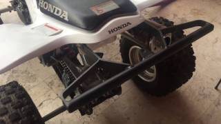 trx450r wheelie bar - मुफ्त ऑनलाइन वीडियो