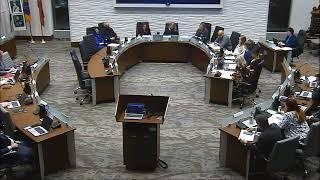 Watch Board Meeting - November 12 on Youtube.