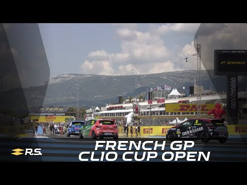 LIVE - 2019 Clio Cup - French GP Race 1