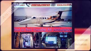 Hire Life-Saving Air Ambulance Patna to Delhi with Medical Support