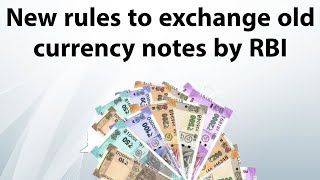 RBI new rules for torn Rs 2000 & 200 notes, New criteria to determine damage, Current Affairs 2018