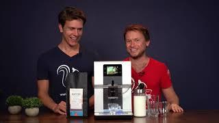KRUPS Intuition Kaffeevollautomat im Test   Großartiger Milchschaum!