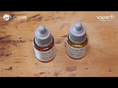 Vaporfi Premium E-liquid