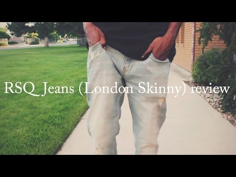 Tillys: RSQ Jeans (London Skinny) review