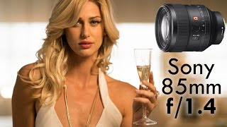 Sony 85mm f/1.4 G-Master Review