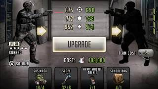 Walking Dead : Road To Survival   EPIC KONRAD And GLENN   Tier 4 UPGRADE