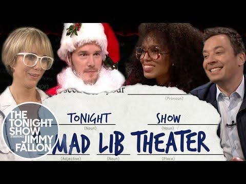 Best of Mad Lib Theater (видео)