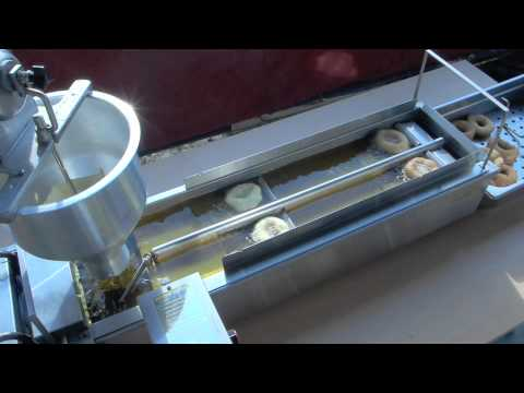 SS2400 HD donuts larges macchina automatica ciambelle