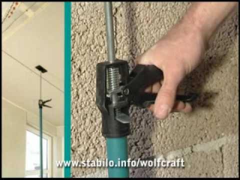 Trockenausbau selbst gemacht m. Wolfcraft Qualitätsprodukten