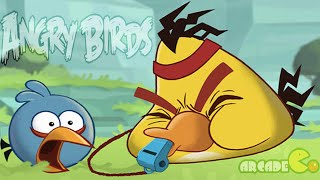 Angry Birds Friends - Facebook Friends Tournament Week 115 July 28 All Levels