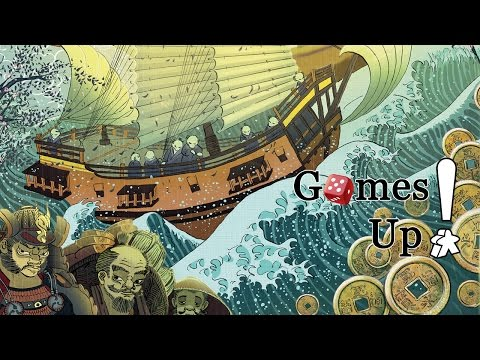 Traders of Osaka Let's Play and Review