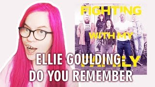 ELLIE GOULDING - DO YOU REMEMBER (SONG REACTION) | Sisley Reacts