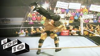 When Referees get attacked - WWE Top 10