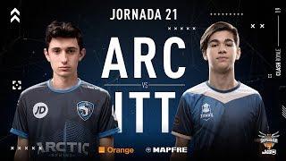 Arctic Gaming VS INtech Tenerife Titans | Jornada 21 | Temporada 2018-2019