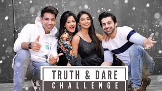 Truth and Dare Challenge | Rimorav Vlogs