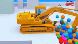 МАШИНКИ Развивающие мультики про машинки