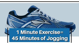 Science Says 1 Minute of this Exercise is = to 45 min. of Jogging
