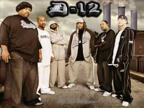 D12 - Devil's Night - Nasty Mind