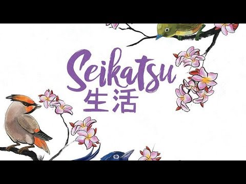 Box of Delights Presents ..... SEIKATSU Solo