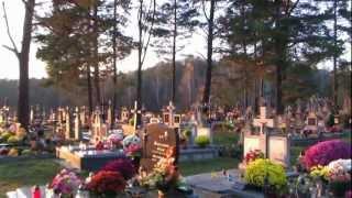 preview picture of video '2 listopada 2011-Różanystok,Nowy Dwór,Dąbrowa,Lipsk,Sidra,Majewo,Janów'