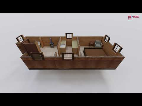 Video z << Prodej chaty, 39 m2, Chodouny >>