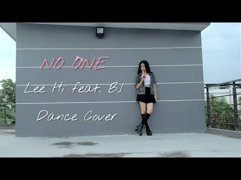 LEE HI (이하이) 'NO ONE (누구 없소) (Feat. B.I Of IKON) | TichAxz Dance Cover