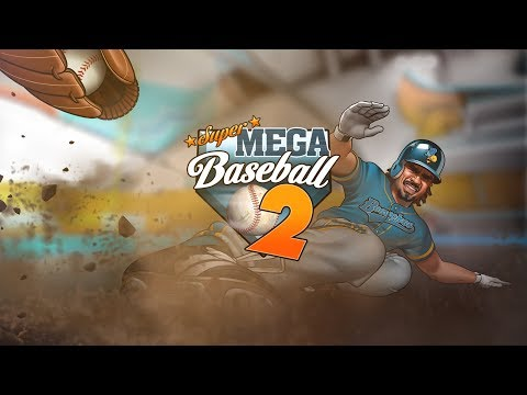 Super Mega Baseball 2 - Action Trailer thumbnail