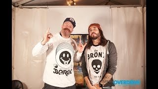 Overdrive TV: Every Time I Die @ Unify Gathering 2019