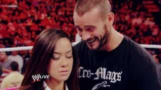 "AJ & Punk | ""Why don't you let people see the good in you?"""