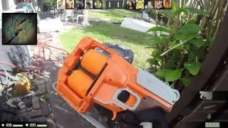 CSGO Real Life - Nerf Demolition