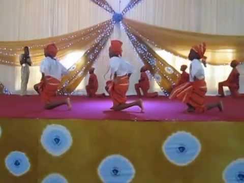 Cultural Day bata dance