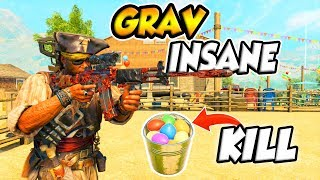 CoD BLACKOUT | **NEW** GRAV WiTH ATTACHMENTS iS iNSANE!!! FiRST EVER WATER BALLOON KiLL!!!