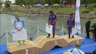 REPLAY : C1 Men, C1 Women & K1 Men Medal Ceremonies PAU