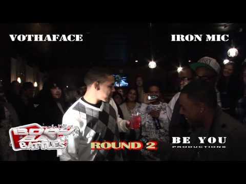 BODY BAG BATTLES Presents  VO THA FACE vs IRON MIC