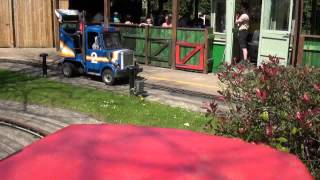 preview picture of video 'Tiny Truckers (POV) Chessington World of Adventures'