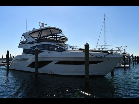 Sea Ray L550 Flyvideo