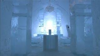 Суперсооружения: Ледяной отель