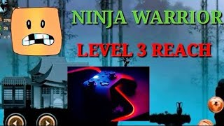 Ninja warrior's:legend of shadow fighting Game # 3 ( CG game . ANDROID game play HD