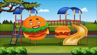 Детская Игровая площадка - Мультик про развлечения. Все серии подряд - Обучающие мультики