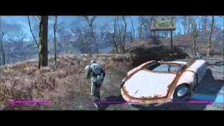 Fallout 4: Secret Deathclaw Eggs