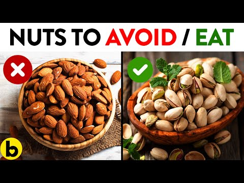 , title : '6 Nuts You Should Be Eating And 6 You Shouldn't