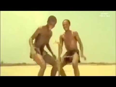 Funny Thirsty African Men