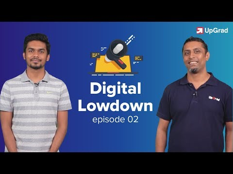 UpGrad Digital Lowdown #2 | Marketing News [April 2018]