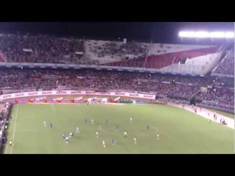 """""""Los Borrachos del Tablon - Fiesta Monumental - Primer Gol de Iturbe !"""" Barra: Los Borrachos del Tablón • Club: River Plate • País: Argentina"""