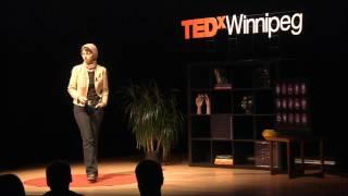 Battling with Alzheimer's disease: Zahra Moussavi at TEDxWinnipeg