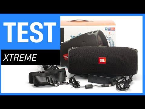 JBL XTREME im Test - Großer Bluetooth-Lautsprecher mit kraftvollem Bass