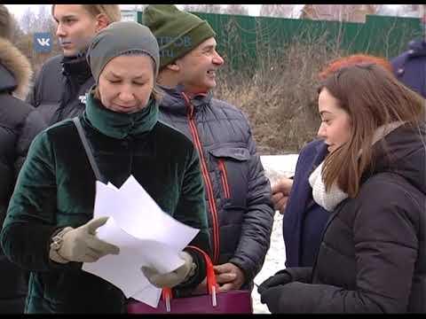 Жители деревни Муханки добились ремонта дороги