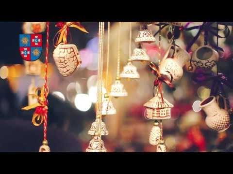 Привітання Сергія Татусяка з Новим роком та Різдвом Христовим!!!